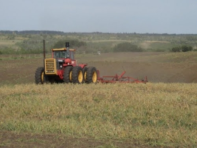Nearly 1/3 of Saskatchewan's crop is in the ground