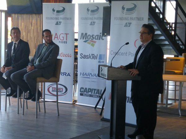 Brandt Group of Companies is the latest Riders/Mosaic Stadium Founding Partner