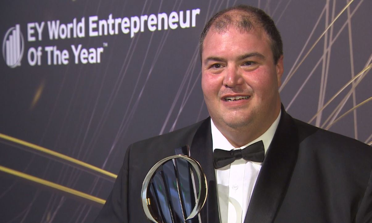 AGT Food's Murad Al-Katib named EY World Entrepreneur of the Year