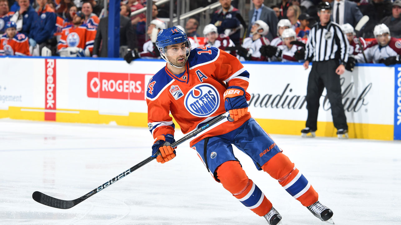 Oilers trade F Jordan Eberle to Islanders for C Ryan Strome