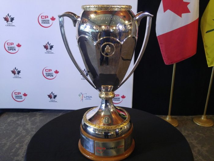 2018 LPGA CP Canadian Women's Open coming to Regina's Wascana Golf and Country Club