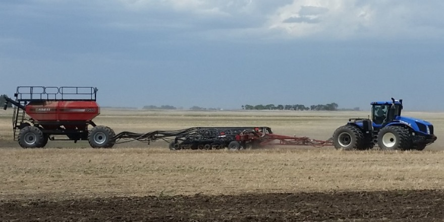 Sask farmers make good seeding progress during the past week