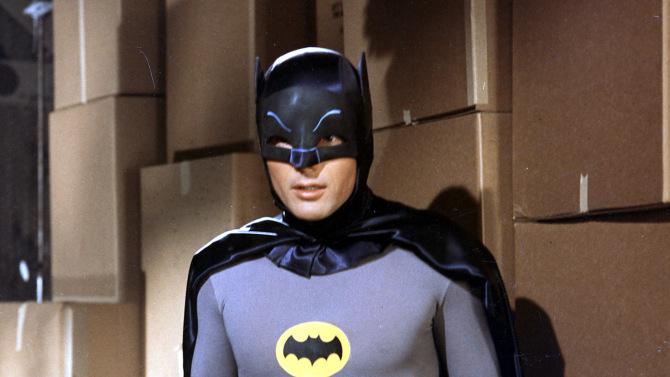 "The original ""Batman"" Adam West dies at age 88"