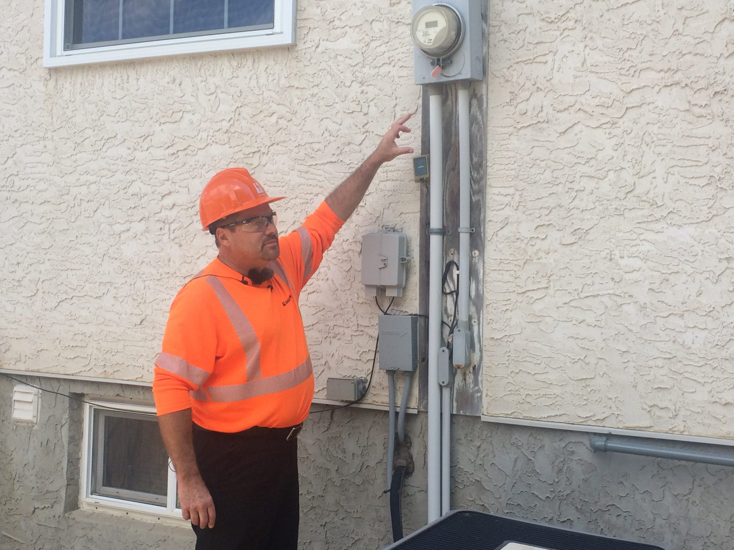 SaskPower asks residents to remain diligent when watching for ground shifting