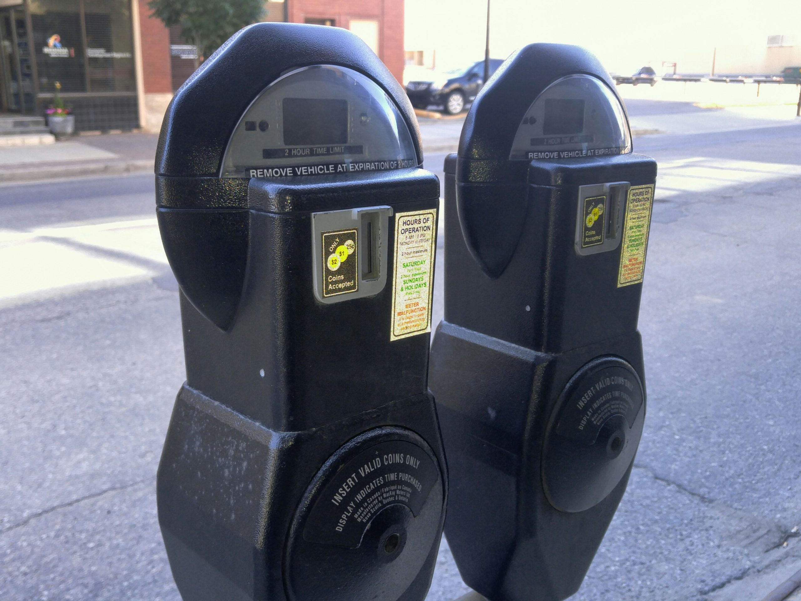 Parking fines go up across Regina