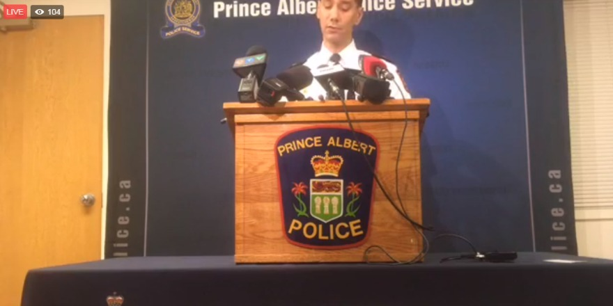 Prince Albert Police give more detail on Amber Alert case