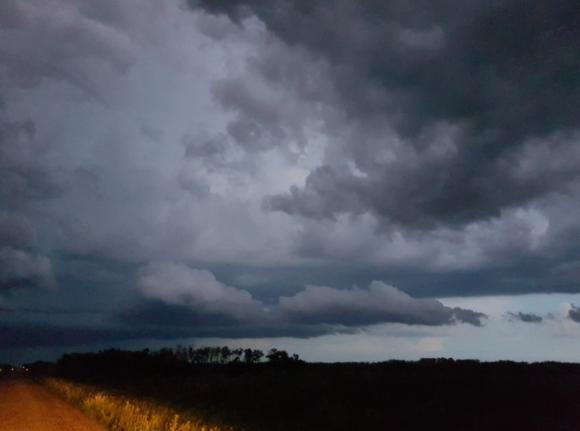 Southeast Saskatchewan under severe thunderstorm watch
