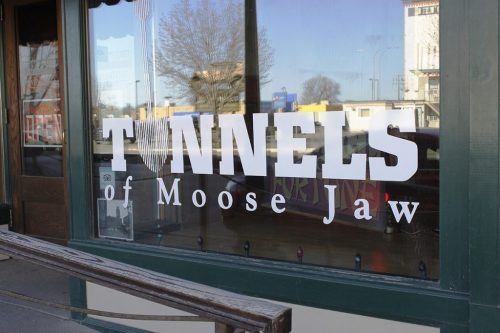 Tunnels of Moose Jaw named as one of Canada's Top 150 Tourist Attractions