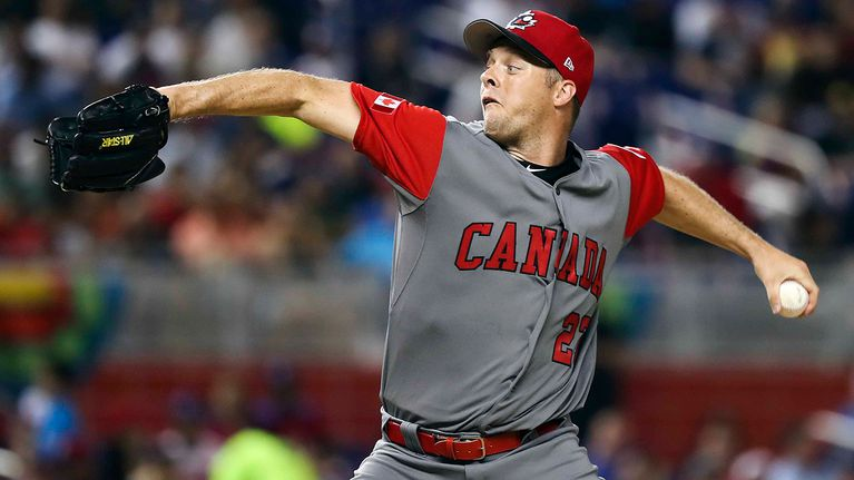 Seattle Mariners acquire North Battleford's Andrew Albers