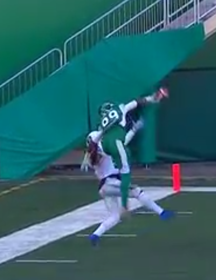 Duron Carter named Riders nominee for most outstanding player
