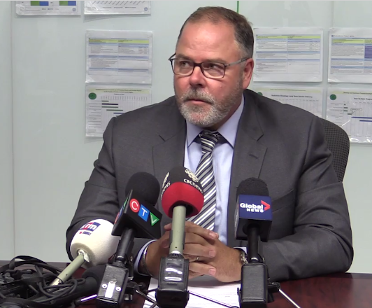 Scott Livingstone named President and CEO of upcoming Saskatchewan Health Authority