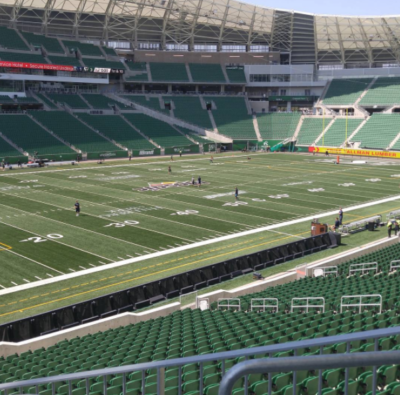 City of Regina releases statement on Mosaic Stadium water availability