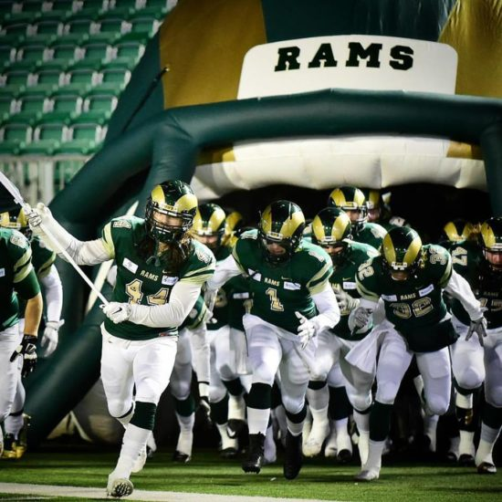Regina Rams look to stay perfect at home Saturday afternoon