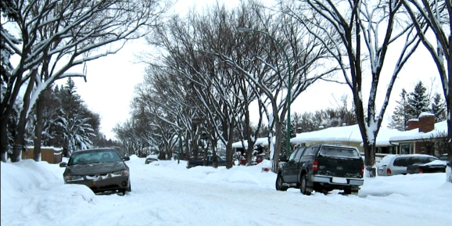 Snowfall warning for Regina and other areas of Saskatchewan