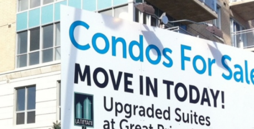 Condo prices in Regina struggle according to Royal Lepage