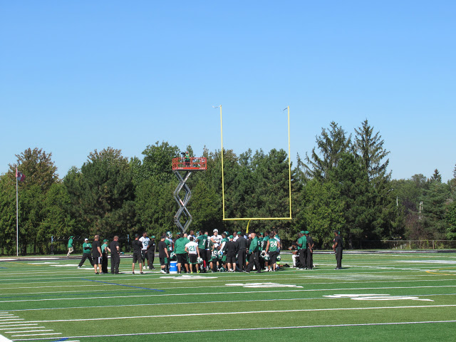 Riders Back To Work In Ottawa