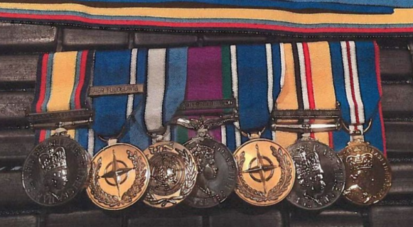 """Irreplacable"" service medals stolen in Kindersley home break-in"