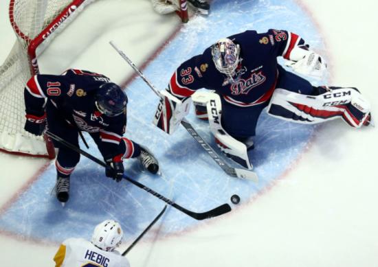 Regina Pats lose 6-4 to Saskatoon Blades