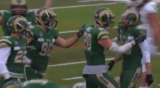 Regina Rams clinch playoff spot with double overtime win against Alberta