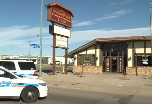 Charges issued against man after shots fired into Regina restaurant