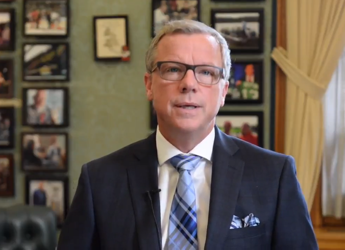 Saskatchewan premier promises to repeal privatization Bill 40