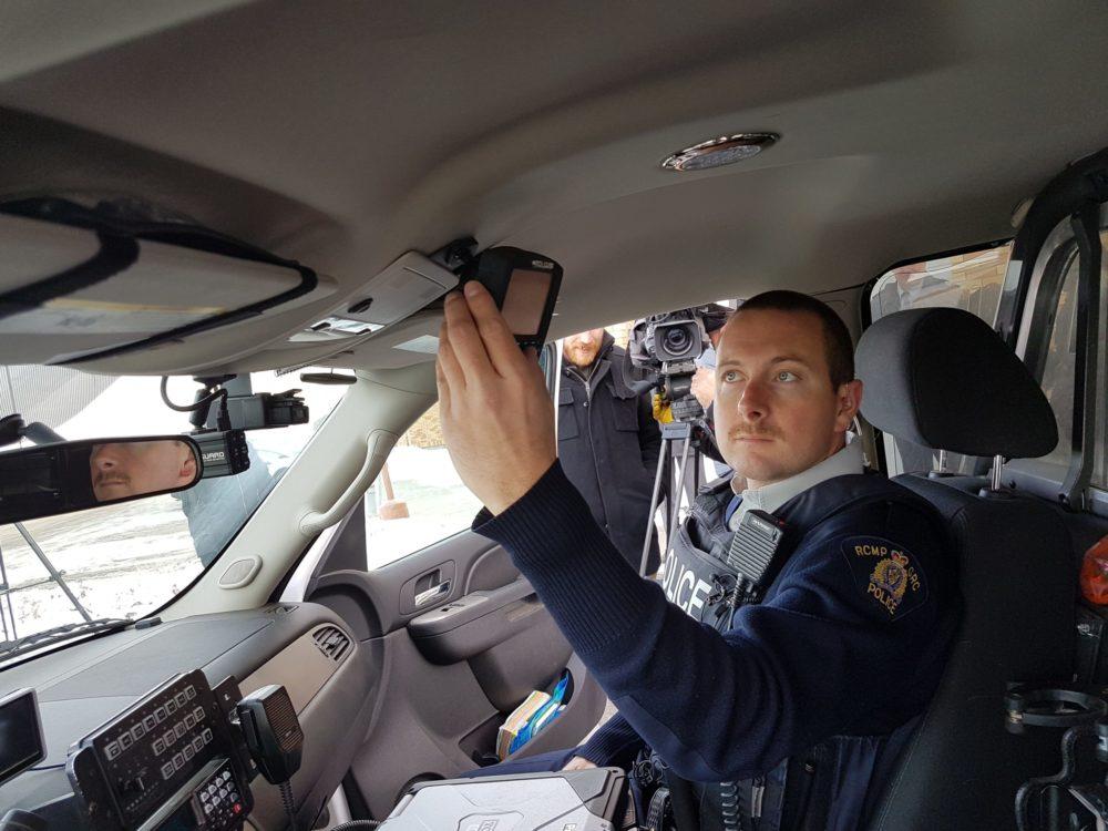 Saskatchewan RCMP thrilled about dashcams in their vehicles