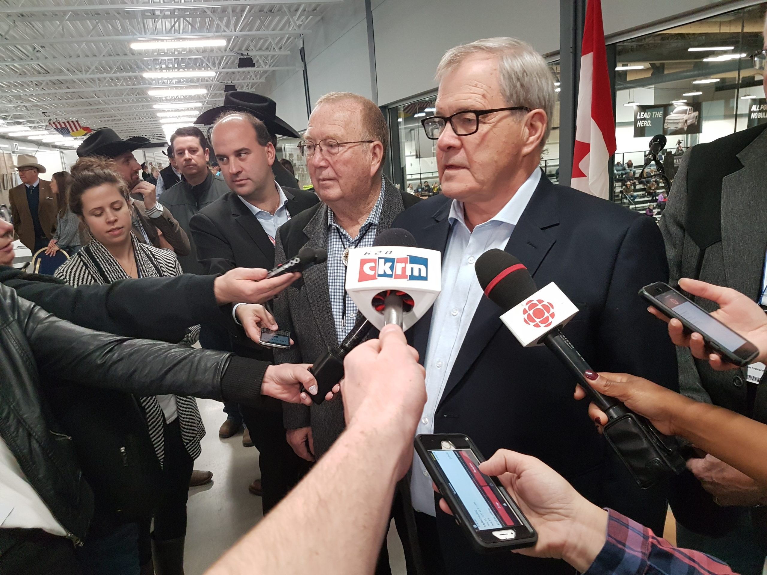 Federal Ag Minister ready to debate amended grain transportation legislation