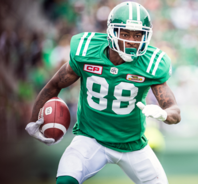 Caleb Holley signs contract extension with Riders