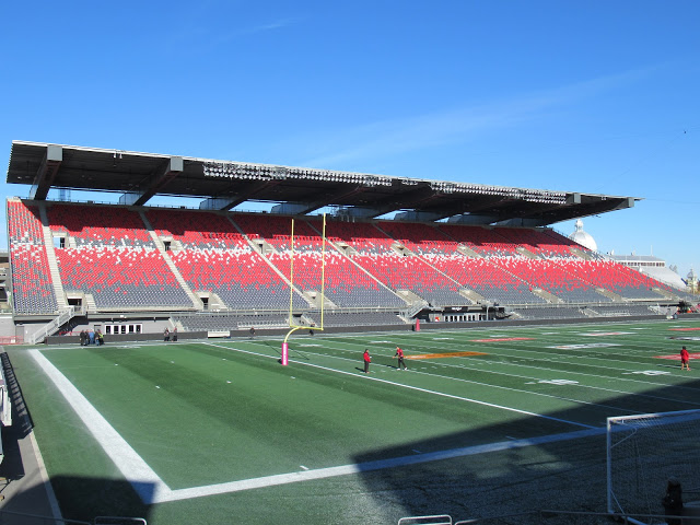 Riders and REDBLACKS ready for CFL East semi