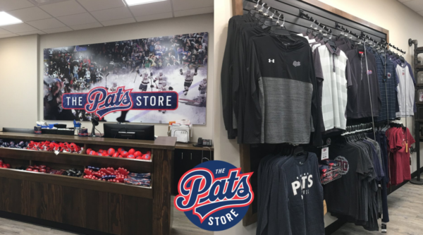 Regina Pats have new retail store in Brandt Centre