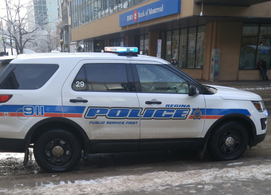 More police officers coming to Regina