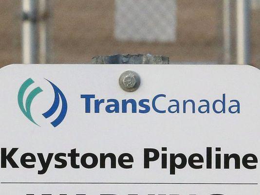Leak in Keystone XL pipeline in United States forces shutdown