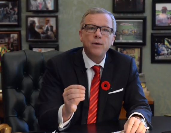 Premier Brad Wall expresses disappointment with new governor-general Julie Payette over her religious views