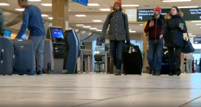 Regina airport dealing with busiest day of year