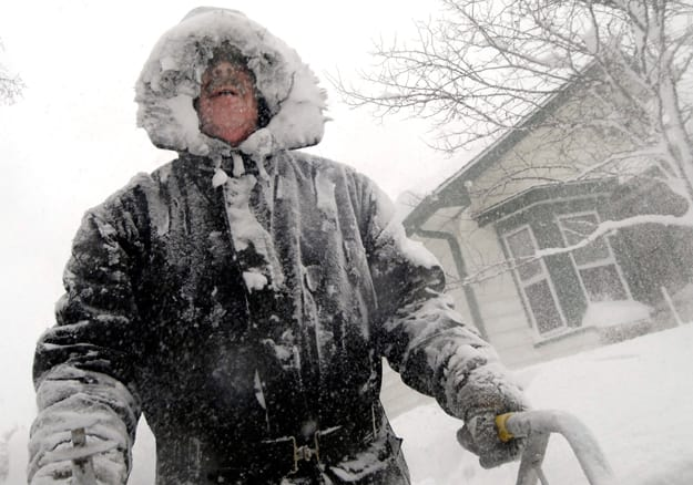 Extreme cold not going away until 2018