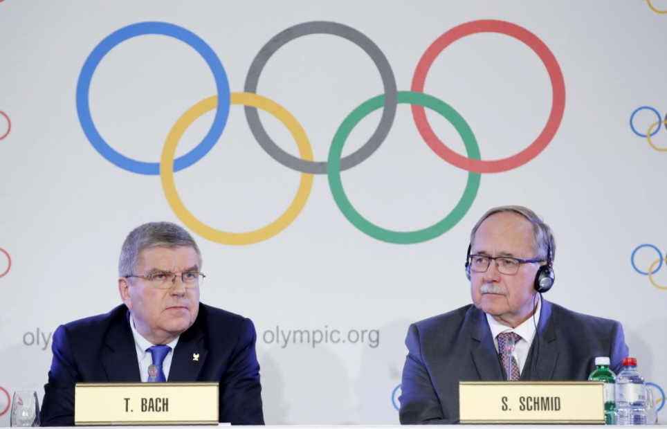 Russia banned from 2018 Pyongchang Winter Olympics