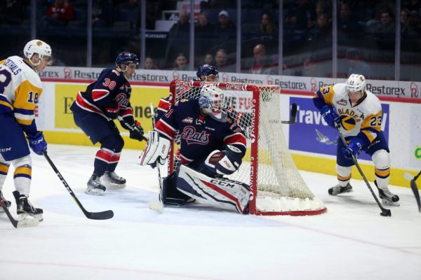 Pats fall in overtime to Saskatoon; Sam Steel makes Canadian Junior Team