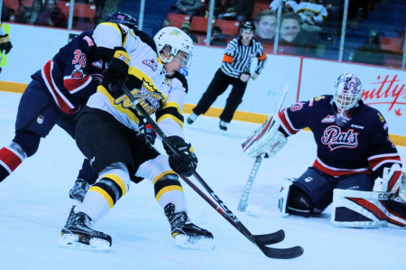 Regina Pats make trade with Victoria and then lose 5th straight game