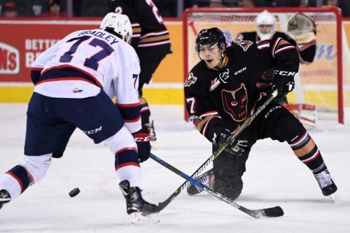 Regina Pats grab 4-1 win in Calgary