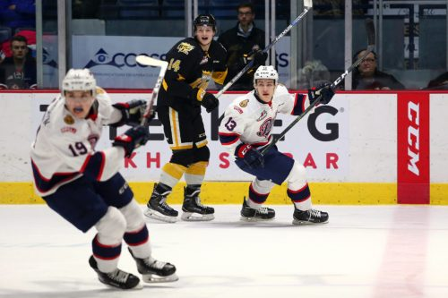 Regina Pats finish eight-game road trip in Brandon