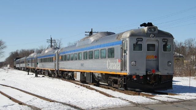 Small Saskatchewan town of Spy Hill welcomes stranded train passengers