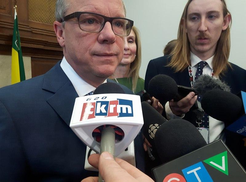 Saskatchewan's Premier cautiously optimistic about Nutrien