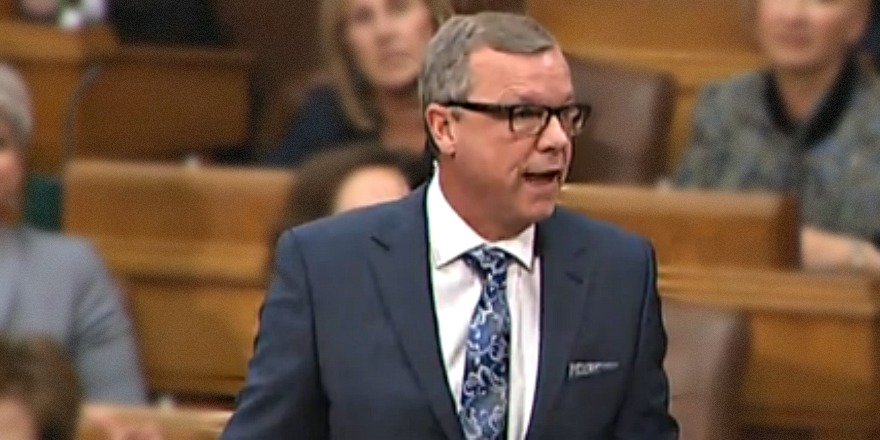 Last day in the legislature for Brad Wall