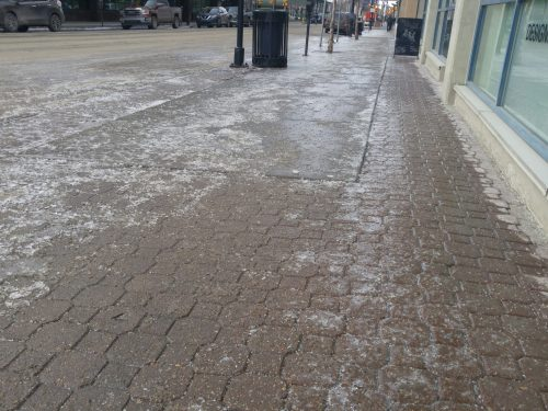 Regina offering free sand for residents to use on icy driveways and sidewalks