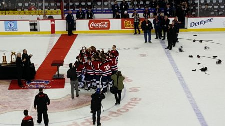 Regina Pat Canadians wins Macs Midget Tournament