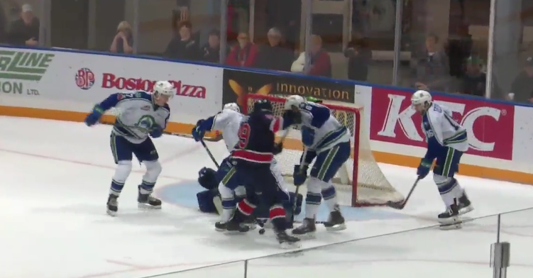 Pats four game win streak ends in Swift Current