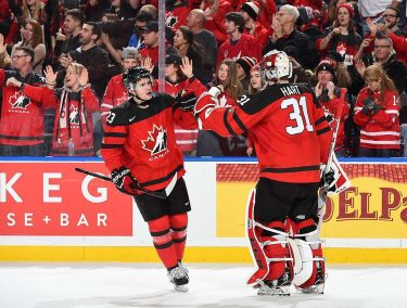 Canada going for gold at World Juniors