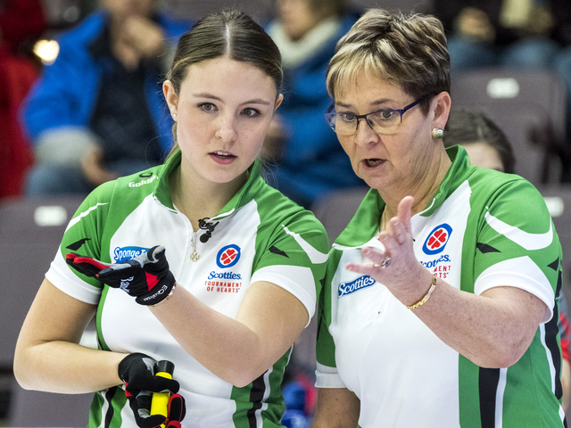 Page Playoff teams decided for Scotties Tournament of Hearts