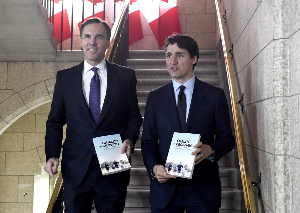 Morneau takes 'historic and meaningful step' to close gender gap