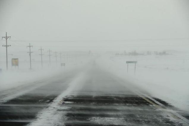 Saskatchewan should prepare for another round of winter this weekend with 30 cm of snow forecast to fall in some areas